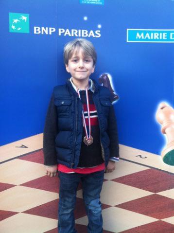 2 élèves qualifiés aux Championnat de France Jeunes