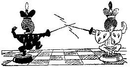 Echec-duel