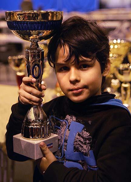 Hugo Lux : Champion de Paris 2012 !